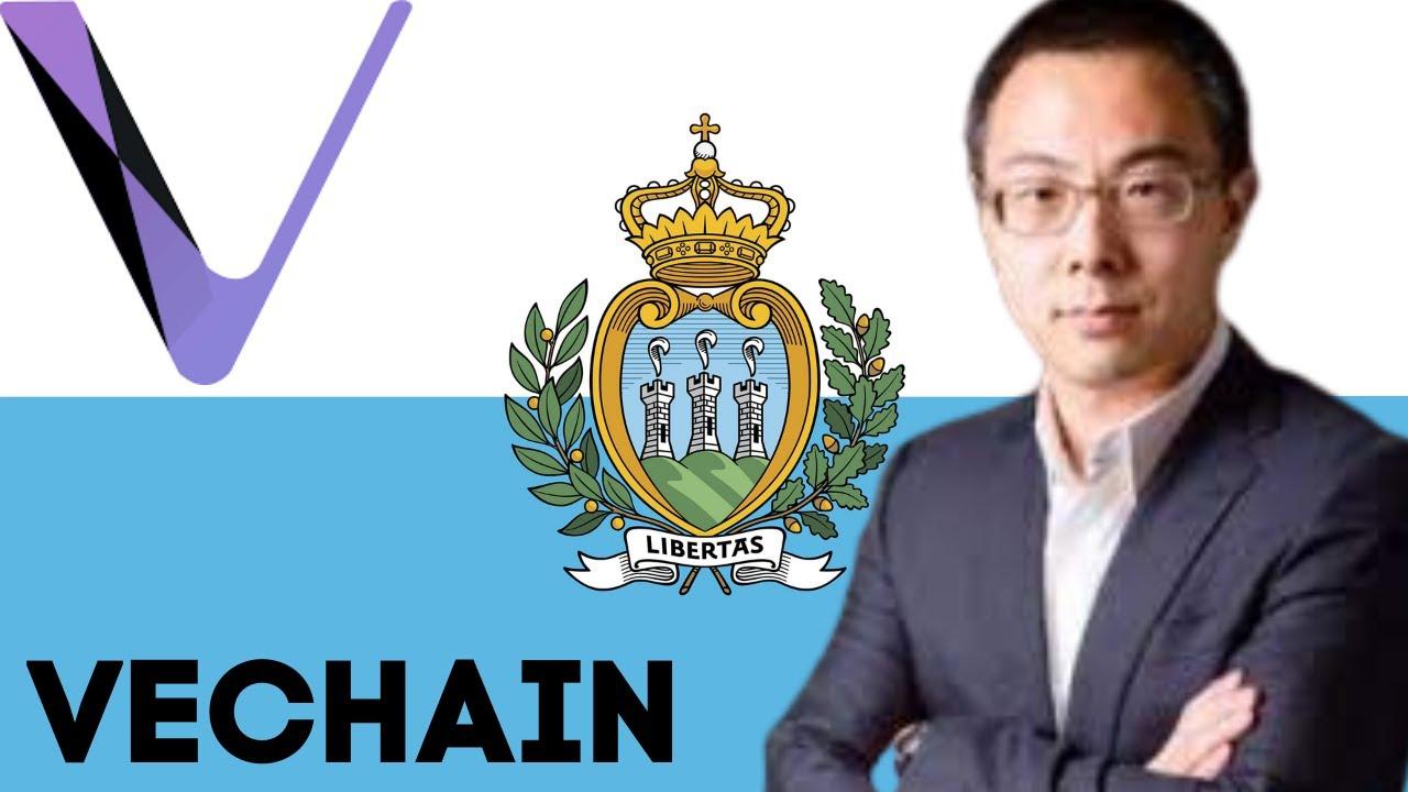 VeChain ToolChain BAAS Will Revolutionize Supply Chain Management In A 55 Trillion Dollar Market