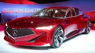 Acura Precision Concept 2016 Videos