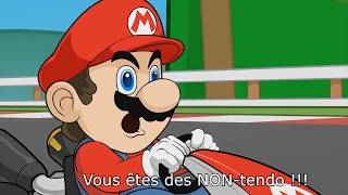 Mario est raciste ?!