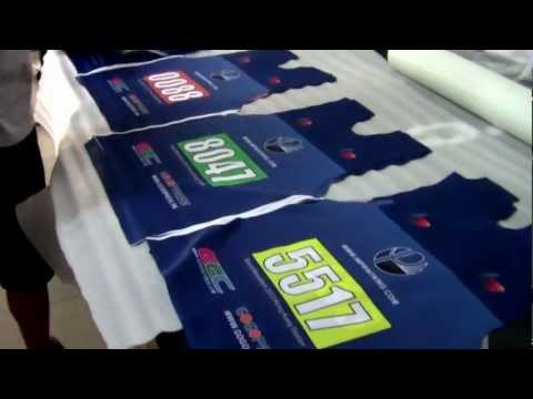 Sublimation printing apparel sports jersey panel by GOGOPRESS Heat Press GP series 12 10012