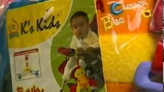 В Украине забраковали детские игрушки на полмиллион...