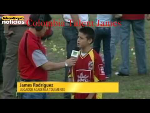 James Rodriguez Colombia Younger Star loc
