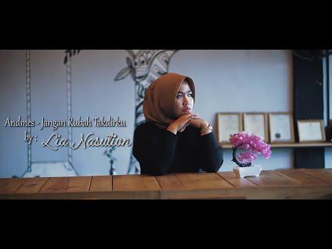 ANDMESH - Jangan Rubah Takdirku [cover ] Lia Nasution
