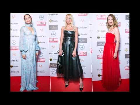 Красное бархатное платье длины миди. Бархатное платье это, несомненно, наряд для особых случаев. Но некоторые модницы решаются.