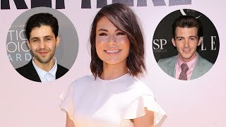 Miranda Cosgrove REACTS To Josh Peck & Drake Bell's Wedding Feud Drama