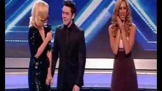 Xfactor Final Results - Leona Lewis is the Winner