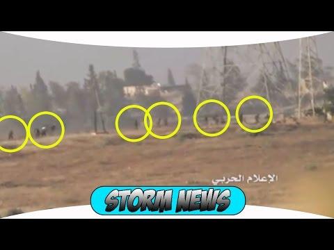 Сирия. Алеппо. Паника