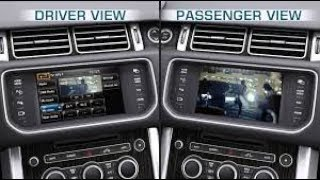 2 way front TV screen.- 2018 Range Rover SV Autobiography Dynamic SWB Interior and features