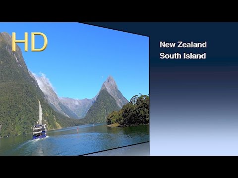 NEW ZEALAND / South Island / Aotearoa / The Movie / Sawadee Travel