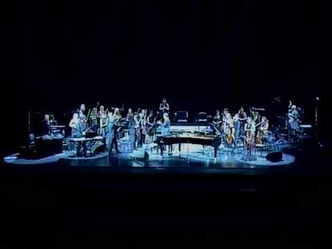 Roberto Cacciapaglia - Atlantico live at Teatro degli Arcimboldi (09/20/2007)