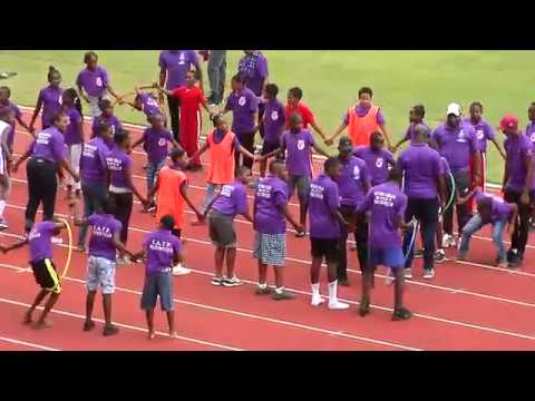 Port Of Spain Police Youth Club Sports 2017 - Novelty Events 01