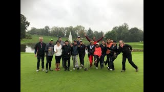 Speedgolf Feucherolles - Relais 18 trous #1 - 6 oct 2019