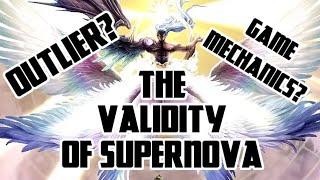 The Validity of Supernova (Final Fantasy VII)