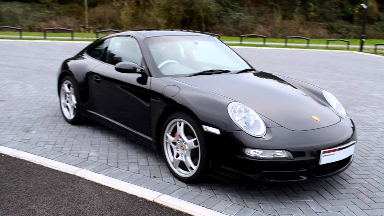 Porsche 997 C4s Coupe Youtube