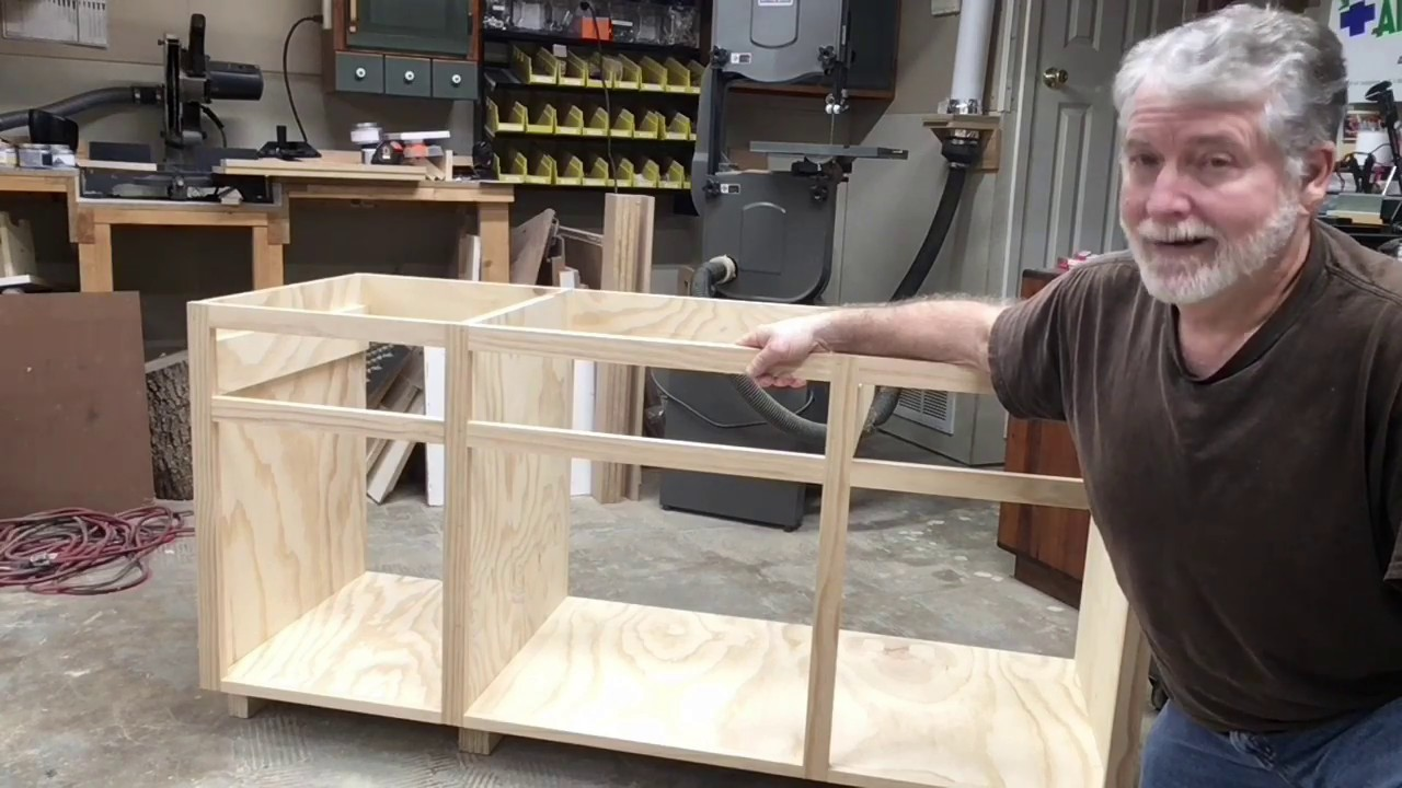 cabinet build simple and easy how to youtube rh youtube com how to build a simple storage cabinet how to build a simple cabinet box