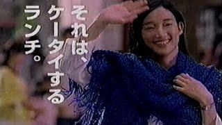 2008年ごろのヤマザキパンのランチパックのCMです。入山法子さんが出演...