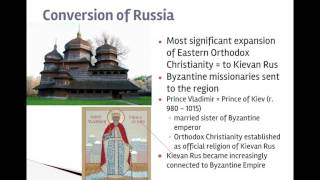 AP World History: Period 3: Kievan Rus