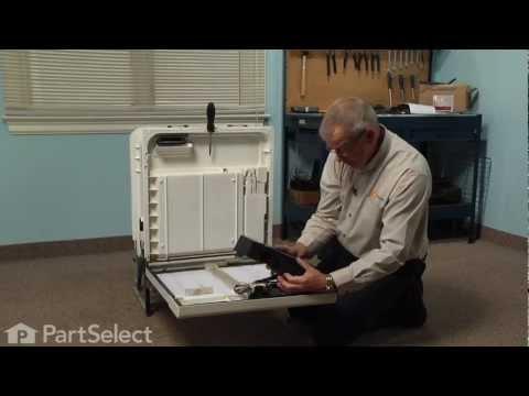 Dishwasher Repair- Replacing the Thermal Fuse & Harness