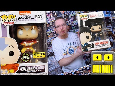 Funko Pop Mega Epic $1300 Haul Vaulted Chase Exclusives Collection Of Funko Pops