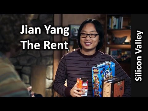Jian Yang - The Rent (Silicon Valley)