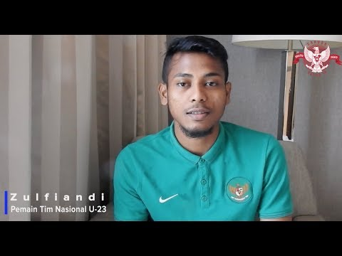 Perkuat Timnas U-23 di Laga Kontra Timnas Singapura, Zulfiandi Reuni dengan Eks-Pemain Timnas U-19