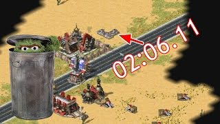 C&C Red Alert 2: Trash Talkers Usually Rush // Command & Conquer