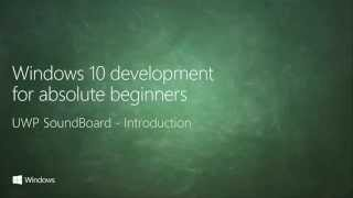 UWP 049   UWP SoundBoard: Introduction