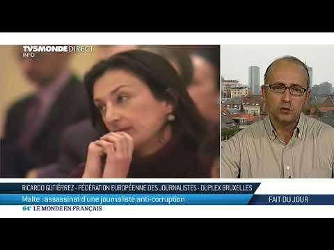 Malte: Assassinat de la journaliste Daphne Caruana Galizia