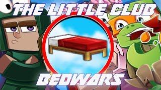 THE LITTLE CLUB WEDDING BEDWARS CHALLENGE   Minecraft Mini Game