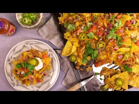 Rachael's Best Nacho Recipes Of All Time