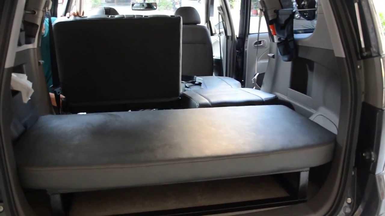 Ɯ�陽汽車裝潢 Zinger Ɣ�裝座椅變車床 Ɠ�作超簡單 Youtube