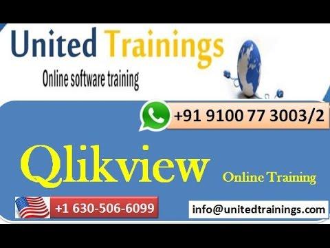 Qlikview training videos | Qlikview Designer & Server training | Qlikview  online training