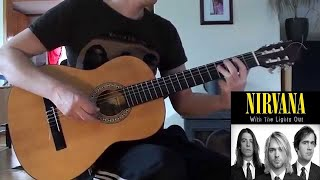 Nirvana - Lithium Acoustic (Guitar Cover)