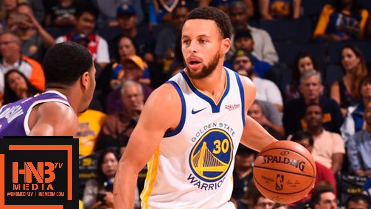 Golden State Warriors vs Phoenix Suns Full Game Highlights | 10.08.2018, NBA Preseason