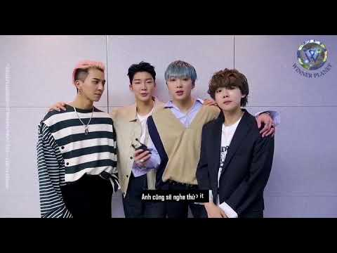 [WINNER PLANET][VIETSUB] 180420 WINNER's Guest Playlist on Apple Music