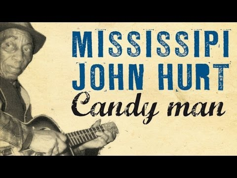 Mississippi John Hurt - Tribute To Mississippi John Hurt, one of America's greatest blues artists
