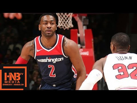 Washington Wizards vs Chicago Bulls Full Game Highlights / Dec 31 / 2017-18 NBA Season