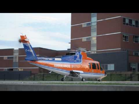 Nikon D5000 Video Test (720p) - Helicopter