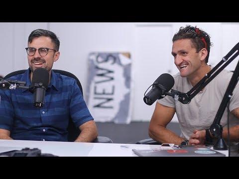 Casey Neistat and Matt Hackett on Live Video's Struggle for Interestingness