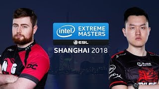 CS:GO - NRG vs. TyLoo [Overpass] Map 1 - Grand Final - IEM Shanghai at ChinaJoy 2018