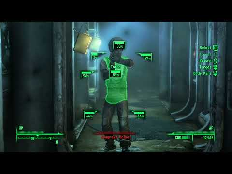 How to Find Keys For T51b Power Armour | PART 1 | FALLOUT 3