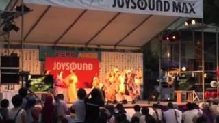 ファンキー 生田神社 大海夏祭りナウヽ(*⌒∇⌒*)ノ::・'゚☆。.::・'゚☆。.::・'゚☆。...