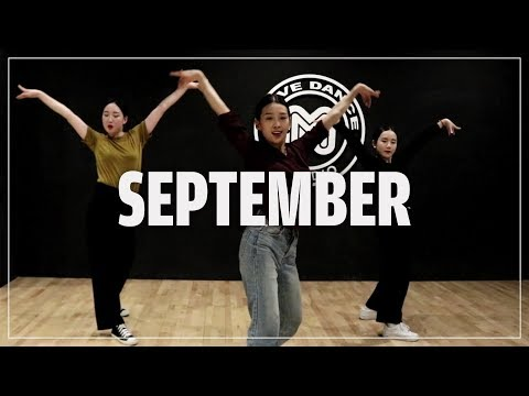 Earth, Wind & Fire - September Spella Choreography