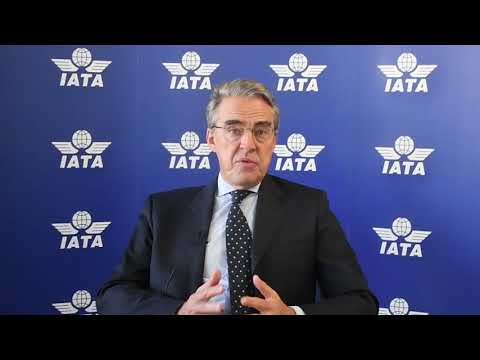 Remarks of A. de Juniac at the IATA Fuel Forum