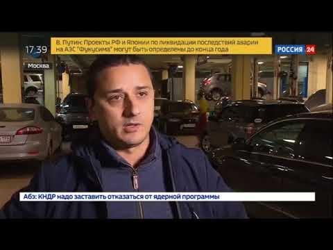 Полиция помогла забрать автомобили из автосервиса столицы