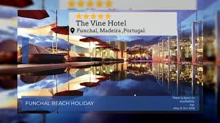 Funchal Beach Holidays | Luxury Madeira Holidays | Super Escapes Travel