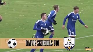 BFC Daugavpils sezonas skaistākais vārtu guvums: 1. pusfināls
