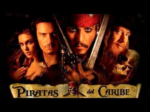 Piratas del Caribe - Música / Banda Sonora Instrumental / Canción