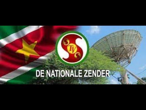 STVS Suriname Live Stream HET AVOND JOURNAAL