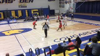 CE JV Boys Basketball vs Central 12-14-2019